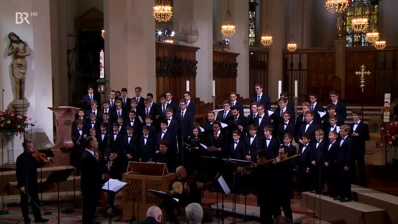 Johann Staden, Hans Leo Haßler, Johann Pachelbel - Musik der Reformation - Windsbacher Knabenchor Wunderkammer [Martin Lehmann