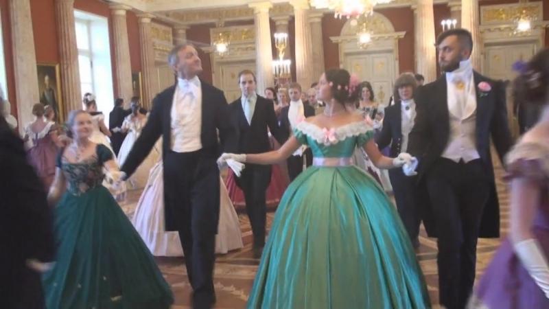 Оргкомитет Фестиваля Исторического Танца и студия «Трианон»