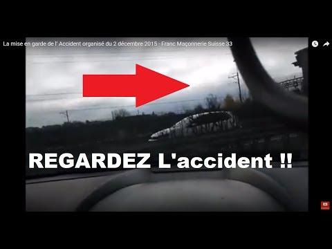 Franc Maçonnerie Suisse 33 La mise en garde de l' Accident organisé du 2 décembre 2015
