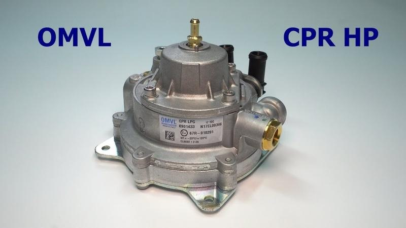 Редуктор OMVL CPR HP 150 кВт