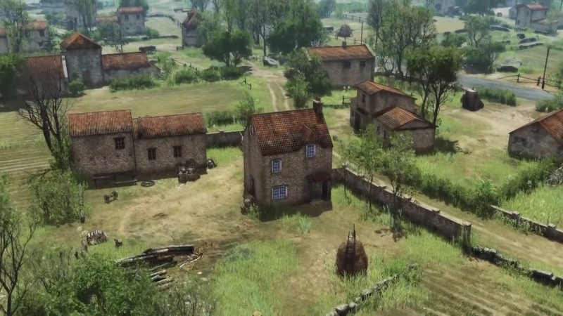 SOLDIERS ARENA - Village Map Reveal - Free to Play WW2 Strategy Game 2018