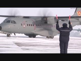 «С-295» «Airbus Military» өндірісінің жеңіл турбобұрандамалы көлік ұшағы