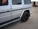 Mercedes Benz G 400 D полный прямоток насадки ULTER откл ЕГР