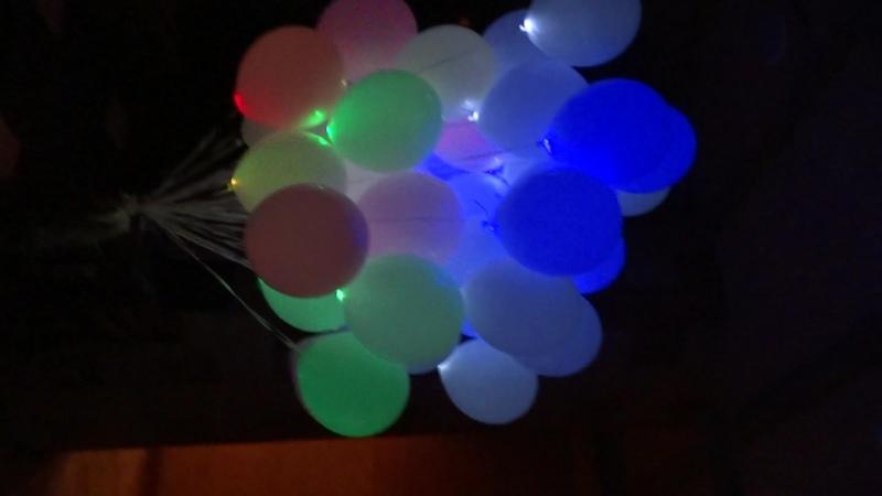 светящиеся шары на ваше торжество. заказать можно по телефону 8-951-418-82-91