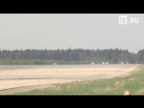 Авиация над Москвой - репетиция Парада Победы