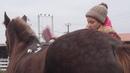 ЧЕЛОВЕК С ПОМПОНОМ И ЛОШАДЬ документальный этюд 2017 реж Валера Бакланов