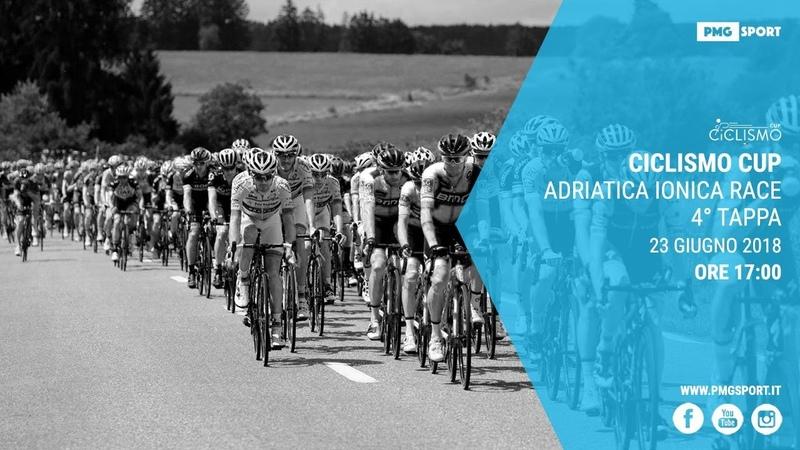 ORE 17:00 - Adriatica Ionica Race - Tappa 4