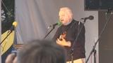 Сергей Никитин - фрагмент выступления на 45-м Грушинском фестивале