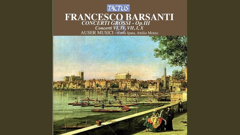 Concerto grosso in C Major, Op. 3, No. 6: I. Sostenuto