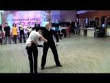 Весенний Кубок Движения 2018 - Гусаров Денис и Степочкина Яна