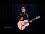 Ryan OShaughnessy - Together - Ireland - LIVE - First Semi-Final - Eurovision 2018 евровидение ирландия