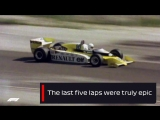 Villeneuve vs Arnoux _ 1979 French Grand Prix