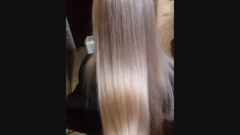 Окрашивание волос YEllow окрашиваниеволосхарьков alfaparf