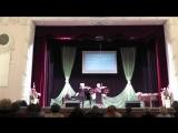 А.Вивальди Концерт для двух скрипок, ч.3 Ольга Короткова (Звонова), Галина Звонова, Кашира, 2018