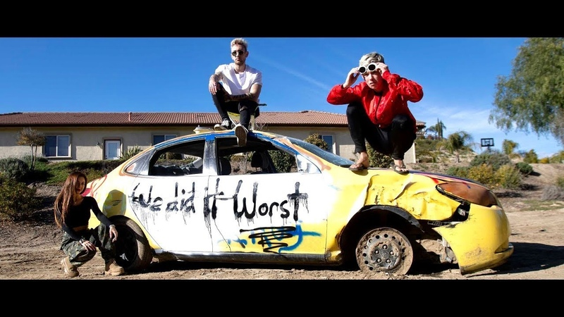 Tanner Fox We Did It Worst Official Music Video feat Dylan Matthew Taylor Alesia