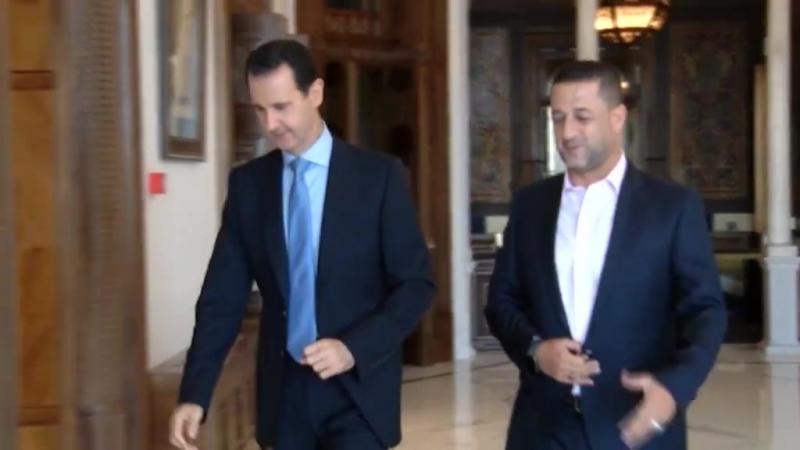 Президент САР Башар Аль-Асад дал интервью корреспонденту иранского телеканала Аль-Алам Хуссейну Муртаде