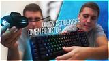 OMEN Sequencer и OMEN Reactor. Обзор новой клавиатуры и мыши!