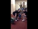 Тяжелая атлетика 1