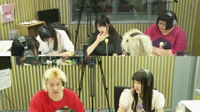180719 STU48 - AKB48 no All Night Nippon (Takino Yumiko, Fukuda Akari, Yano Honoka)