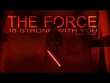 Darth Vader The Force is strong with you
