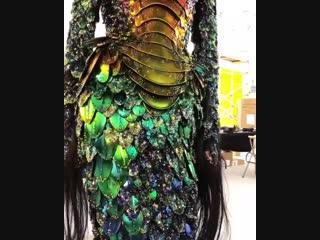 Шикарный костюм от manfred thierry mugler