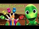 Learn Colors with Dame Tu Cosita Alien finger family songs for kids children videos