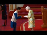 Watch The Queen's Young Leader Award 2018 at Buckingham Palace