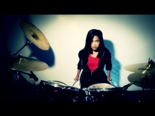 Drum Solo by Nur Amira Syahira