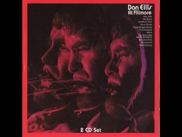 Don Ellis Don Ellis At Fillmore Full Album 2005 2CD