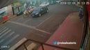 Homem é preso pela PM após fuga de kart pelas ruas de Sarandi/PR.
