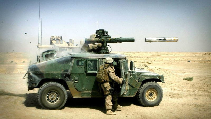 LEGENDARY HUMVEES (HMMWV) IN ACTION • TOW .50 CAL LIVE FIRE RANGE