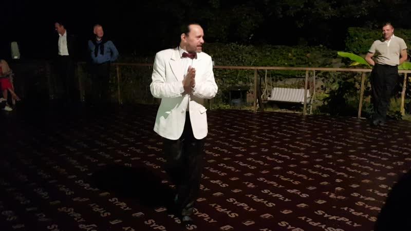 Серж Белянкин Замира Хут Константин Куми Анна Кириченко Velada Танго Фестиваль 13 10 2018