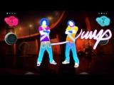Just Dance 2 Jump by Studio Allstars (Kris Kross cover) - HQ Choreography