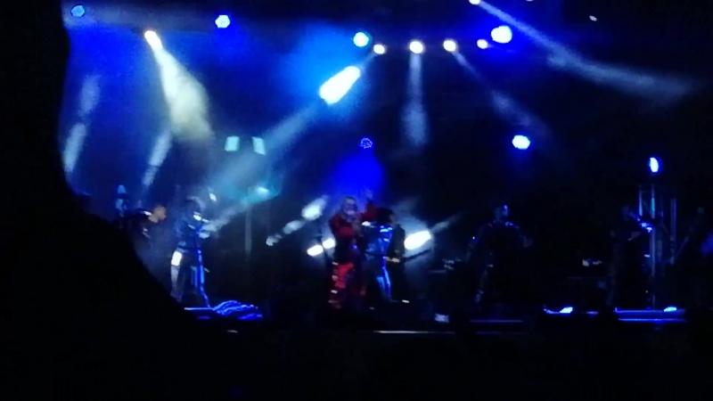 Концерт в честь дня города Екатеринбург. Лобода приехала. Часть 1