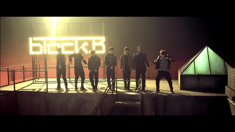 [MV]Block B(블락비) _ 난리나(NalinA)(Gorilla Dance ver.) @KAMSAHAMNIDA_KUMAO VK Ver.