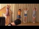 Танец 2 отряд Минута славы