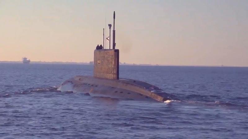 Варшавянка Петропавловск Камчатский для Тихоокеанского флота спущена встала на ход и вышла в море