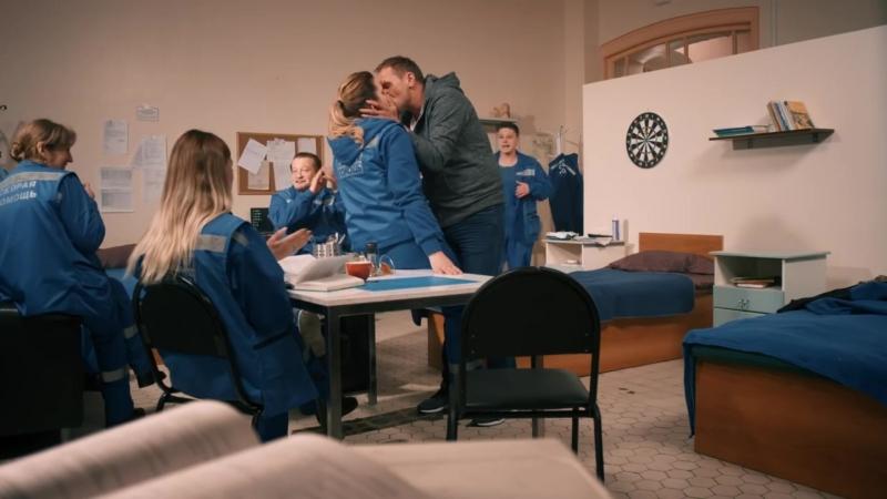 Склифосовский 6 сезон 5 серия Брагин учит делать искусственное дыхание