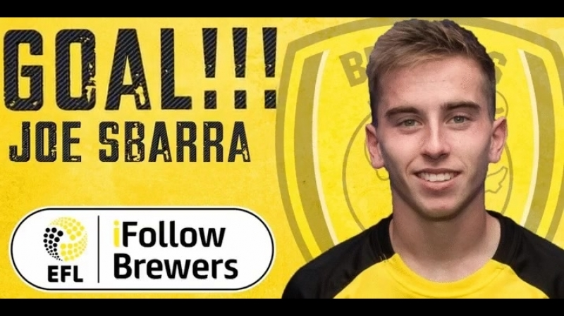 51. GOAL - - @JoeSbarra1 nets the equaliser, slotting home @reecehutxchys low centre! - - Follow it here .mp4