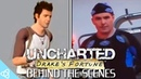 За Кадром игры: Behind the Scenes - Uncharted: Drake's Fortune [Early Prototype, Motion Capture and Making of] (02.12.2018)