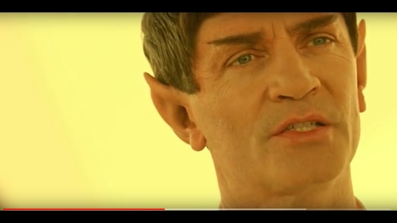 "Star Trek Discovery Season One"" Special Features Clip Sarek"