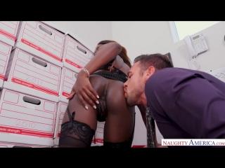 Ana Foxxx [ПОРНО ВК, new Porn vk, HD 1080, All Sex, Blowjobs, Facial, Black]