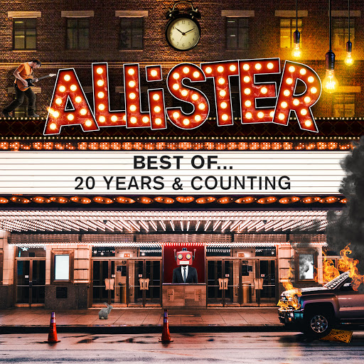 Allister альбом Best of... 20 Years and Counting