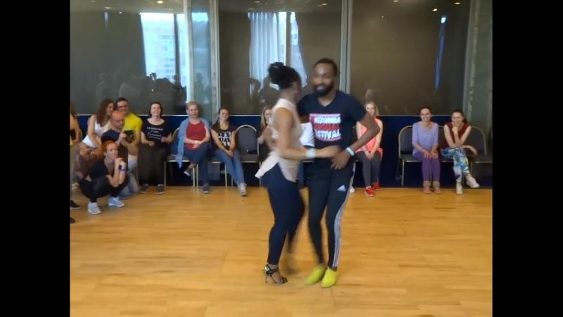 Марсио_semba social_разница быстр и медлен танец