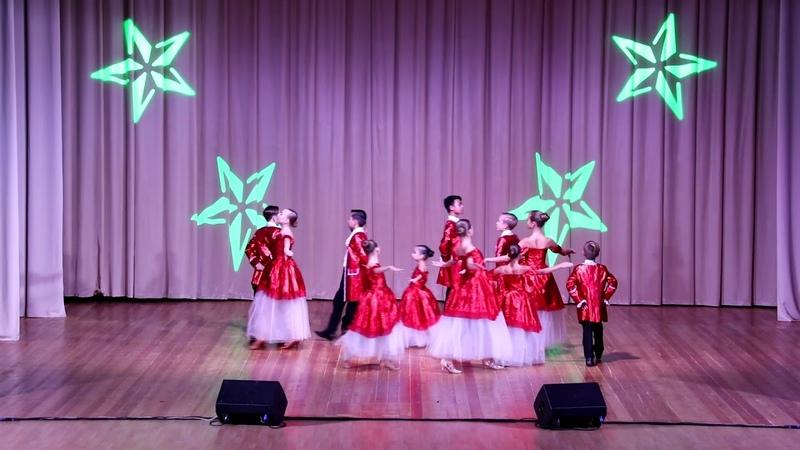 Праздничный концерт посвященный открытию зрительного зала Городского Дома культуры речников