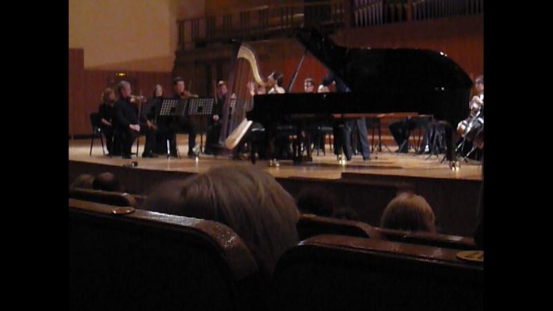 Камерный оркестр Игоря Лермана и София Каландадзе (арфа)