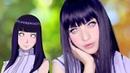 ☆ Hinata Hyuga Cosplay Makeup Tutorial Naruto ヒナタうずまき ナルト ☆