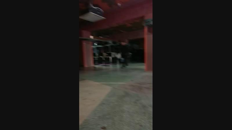 Мы пришли в асус арену на турнир по кс го