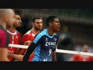 Volleyball legend wilfredo leon . top 20 crazy actions