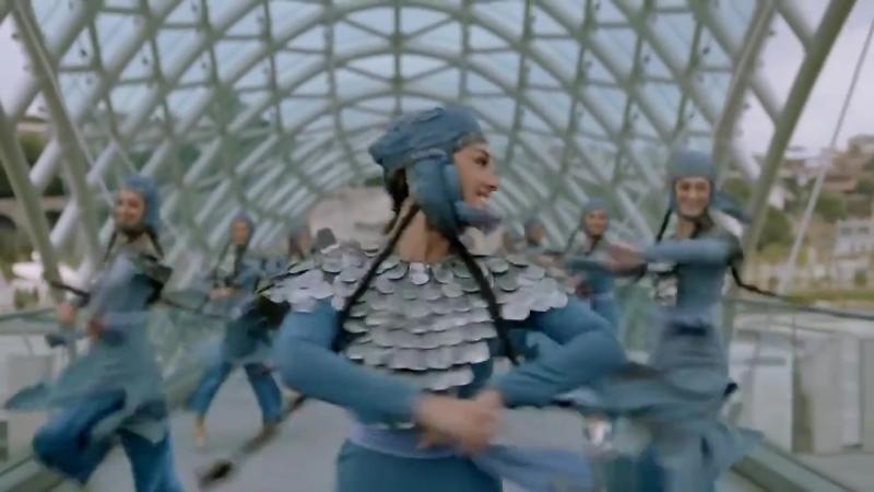 Сухишвили - современные танцы (грузия)